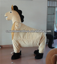 adult 2 person horse mascot costume 2 person costumes