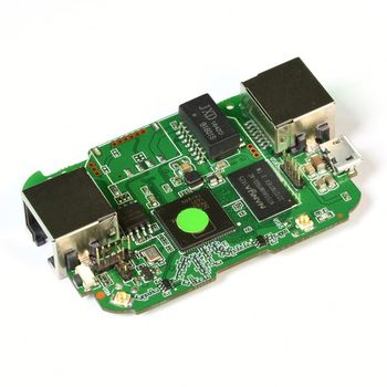MINI pci-e slot with sim card slot Support 3G/4G/LTE module MT7620A Chipset openwrt wireless router