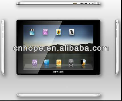 "2013 NEW Dual Core 10.1"" HD RK3066 Tablet PC"