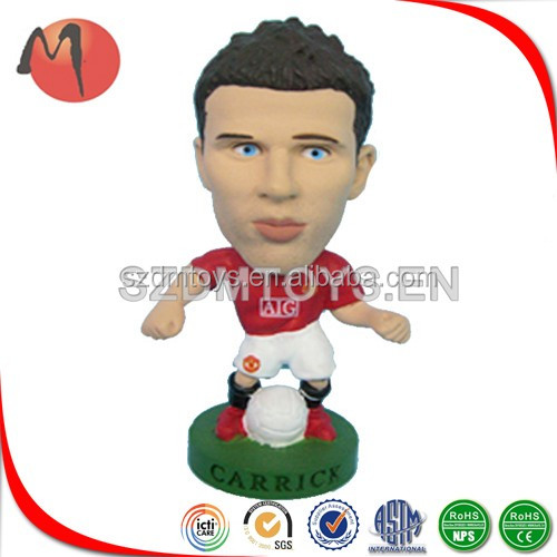 Customized plastic tennis figurine maker
