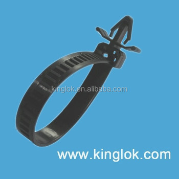 Automotive Cable Strap Releasable Self Locking Cable Strap And ...