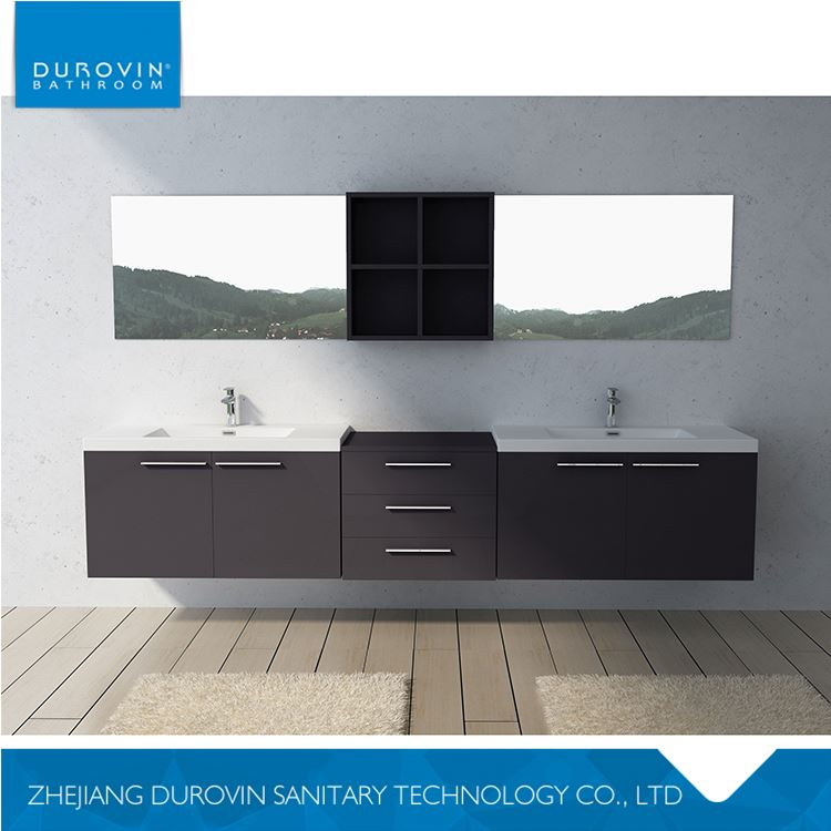 New and hot originality stylish mfc bathroom cabinet with good offer