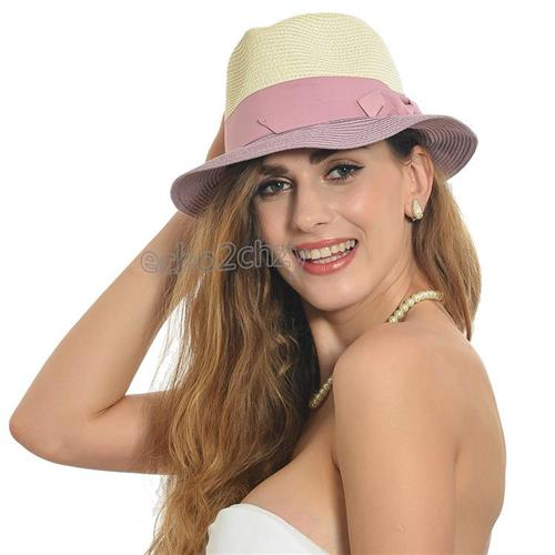 Get Quotations · Stingy Brim Hats Vogue Summer Floppy Straw Bohemia Braid  Sun Hat Hats Summer Beach Mens  182e9506170