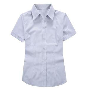 Workwear Uniform Custom office wear shirts for women