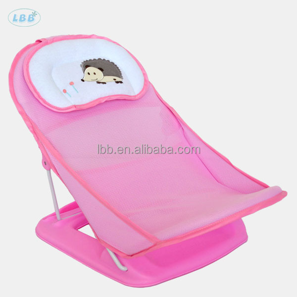 Mesh Fabric Baby Bath Seat - Buy Baby Bath,Baby Bath Seat,Fabric ...
