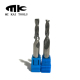 Tungsten Solid Carbide Drill Bit End Mill Cutter For Cast Iron Machining