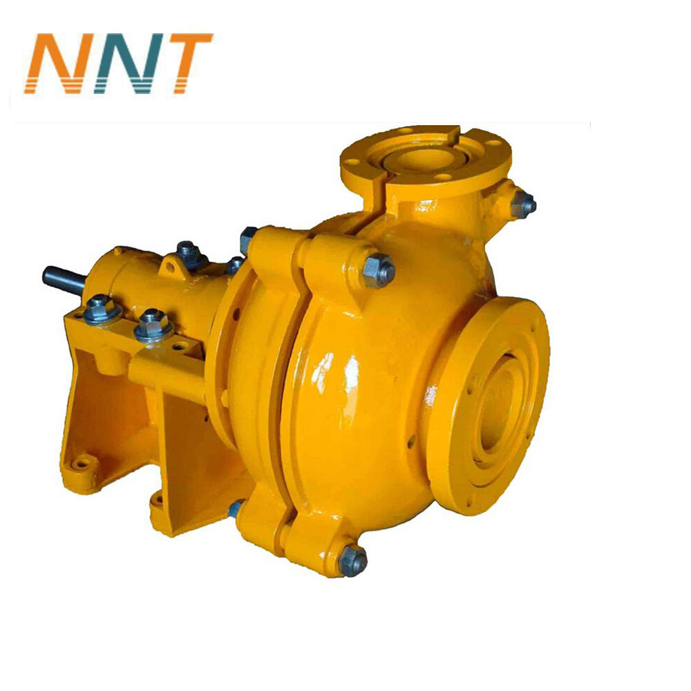 2 Inch High Chrome Alloy Double Casing Mining Slurry Pump