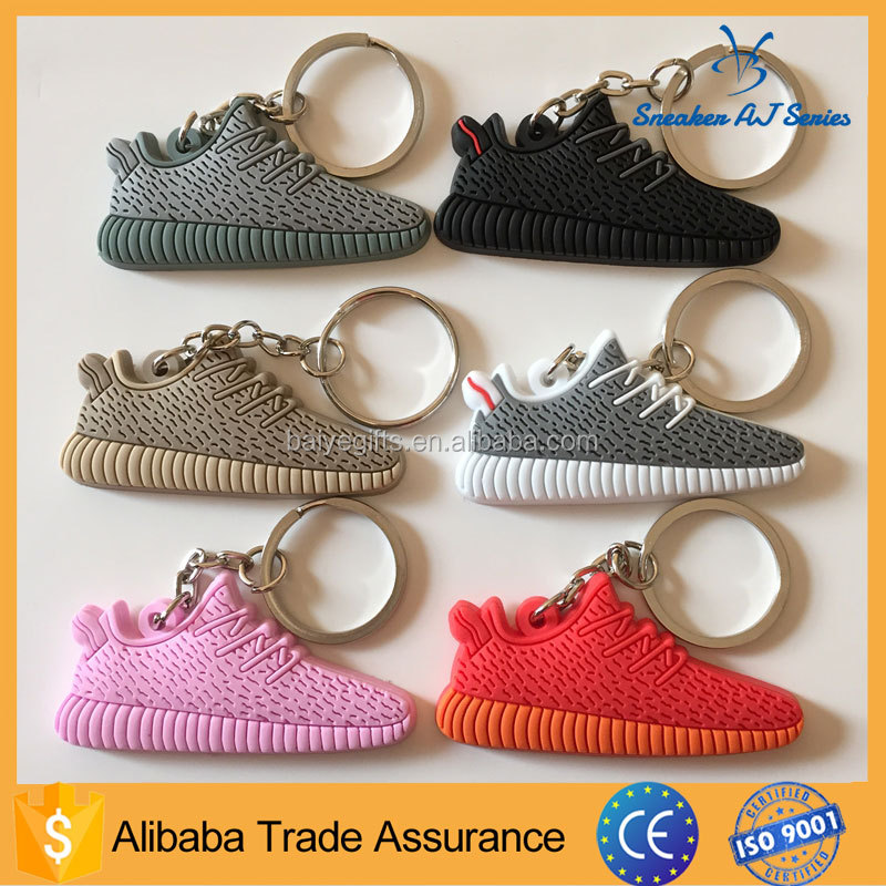 American favoured yeezy boost 350 6 colors and yeezy 750 shoes key ring