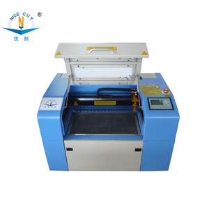 desktop co2 laser tube 60w cnc laser machine for engraving wood pen