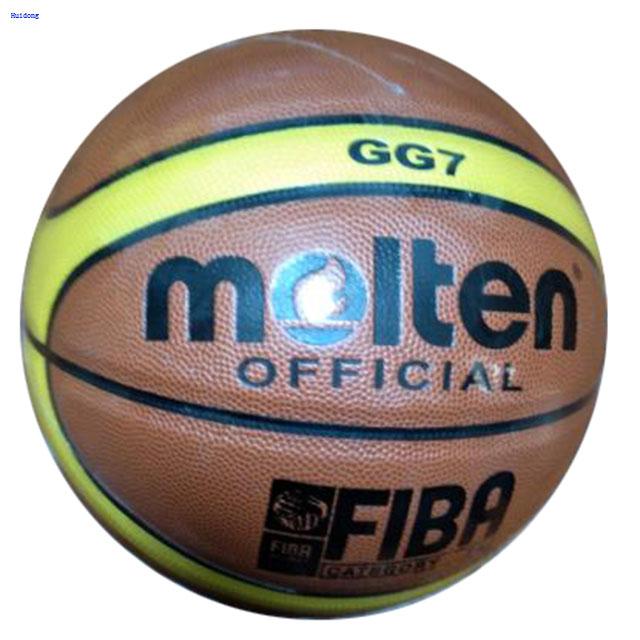 6d5f2d77adc66 Tennis Fondu GG7 Basket-Ball Taille 7 Taille 5 Formation En Gros Taille Officielle  PU Ballon ...