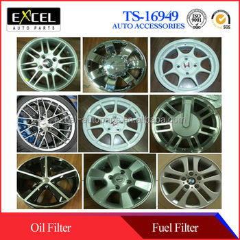China Manufacturer 2016 Hot Selling Alloy Wheel Rims