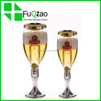 Hot sale bar ware,5L table beer dispenser,PC catering dispenser