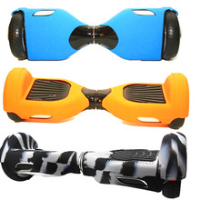 Silicone Case Cover for 6.5″ Smart Self Balancing Scooter Wheel Hoverboard