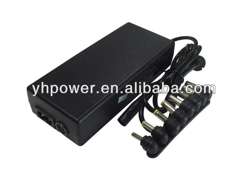 2IN1 car and home universal laptop charger for notebook