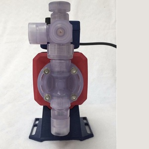 High quality naclo liquid dosing pump Small automatic metering pump chemical dosing pump for acid F010