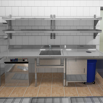 Dubai Organicfood Kitchens Design With 3d Kitchen Design And Whole