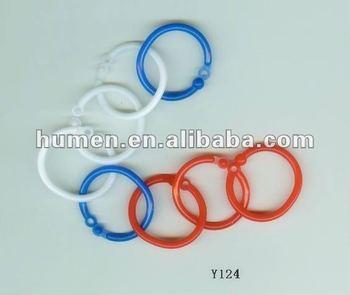 Plastic Curtain Rings