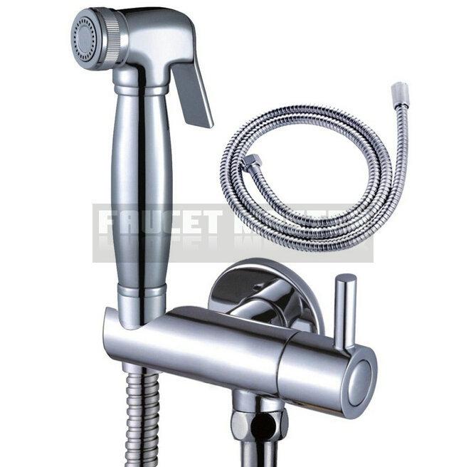 Buy Women Handheld Bidet Shattaf Faucet Portable Bidet Spray With