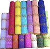 plastic material deco mesh roll for wedding decoration /gift wrapping/flower wrapping