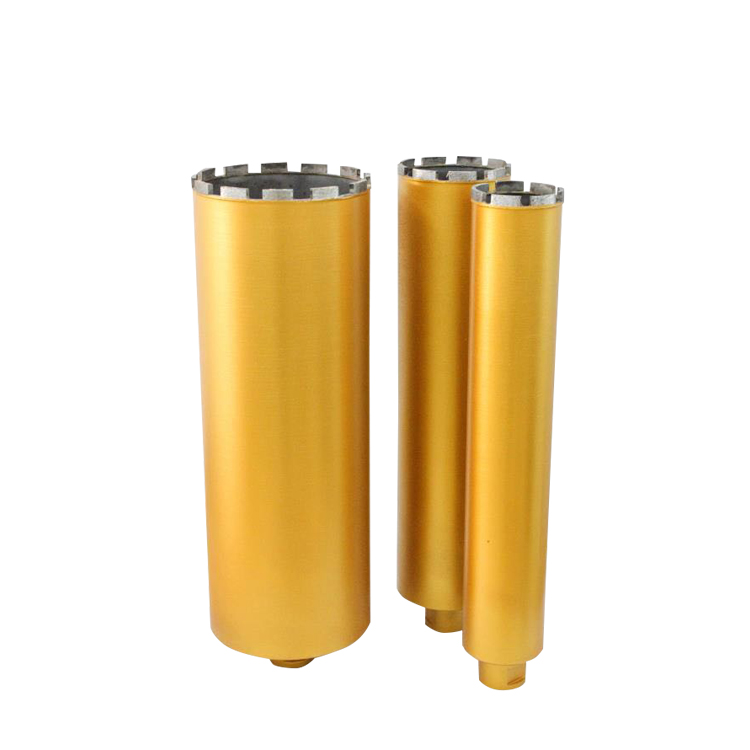 Fast Circular Diamond Core Drill Bit Concrete