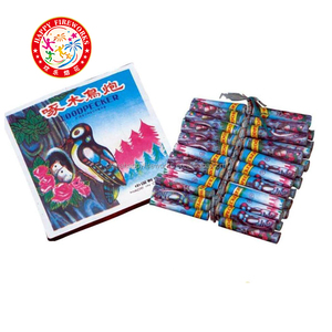 chinese old classical fireworks Match cracker 712 woodpecker firecrackers