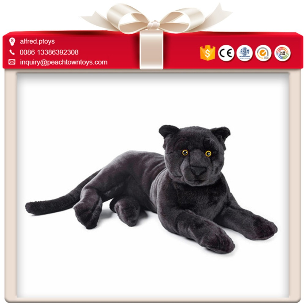 9aa62f1826cd Cool Wholesale Soft Plush Stuffed Animal Panther - Buy Panther ...
