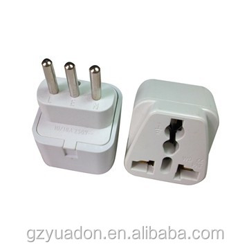 Mutil-Socket to ITALY,URUGUAY, ITALY plug to universal socket/all in one socket, adaptor UK to ITALY