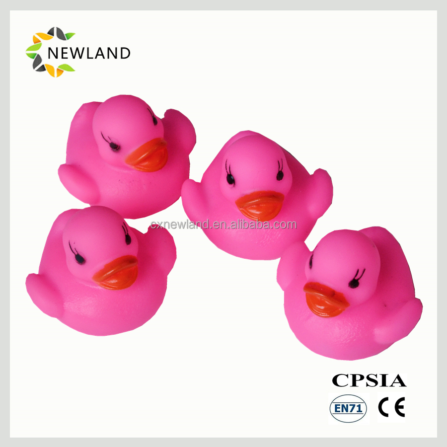Chiese Cheap Mini Shower Toy Duck For Kids