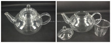 2014 hot sales glass tea pot from factory with low price