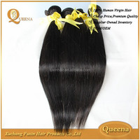 Grade 7A full cuticle top quality silky straight virgin indonesian hair