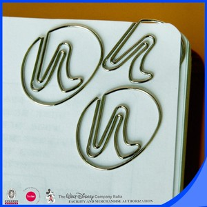 Note book metal attachment clips