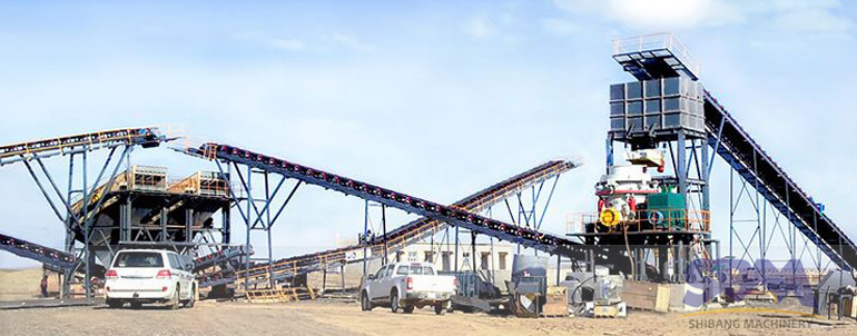 Small Cement Plant : Sbm popular small scale cement plant factory for