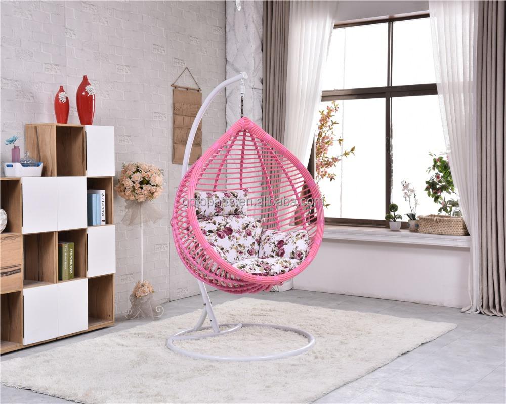 Parque dormitorio hamaca barato huevo silla pod con acero for Silla huevo precio