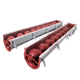 LS auger spiral flexible screw conveyor for cement / grain
