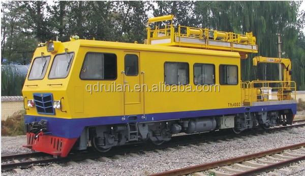 Low Price TY5 Catenary Work Car, railway working vehicle, engineering wagon car