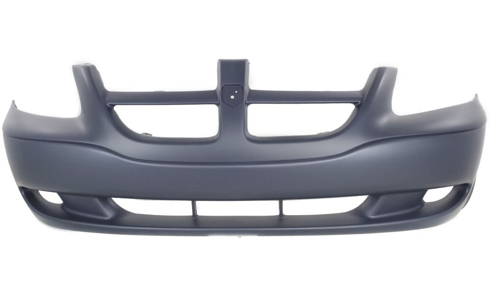 New Evan-Fischer EVA17872021625 Front BUMPER COVER Primed Direct Fit OE REPLACEMENT for 2001-2004 Dodge Caravan 2001-2004 Dodge Grand Caravan *Replaces Partslink CH1000326