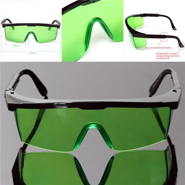 Защитные очки для фиолетовый / синий 200 - 450/800 - 2000nm лазерная защитные очки