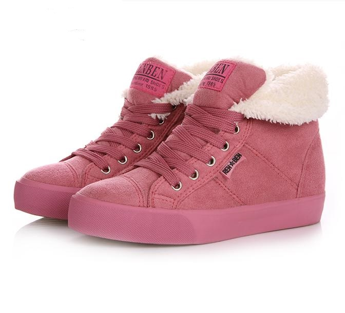 9fca6ed923d5 Get Quotations · New 2015 fashion women warm ankle boots women snow boots  and autumn winter women shoes plush