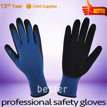 Made in china Nice looking working pvc coated gloves for industry
