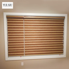 Factory Direct Sale Zebra Roller Blinds Shade Curtain Block Out the Sunshine