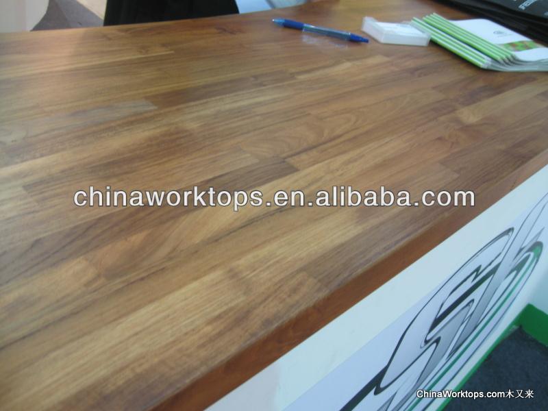 rstico de teca encimera madera encimera encimeras de madera maciza teca tops bloque
