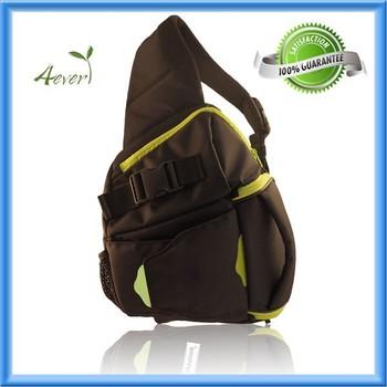 2015 Camera Sling Bag - Black Shoulder Dslr Sling Camera Bag ...