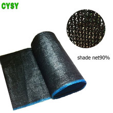 High quality agricultural roof shade recycled PE plastic net/ sun shade net