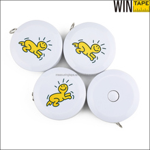 "60"" Kids Funny Mini Retractable Tape Measure with Your Logo"