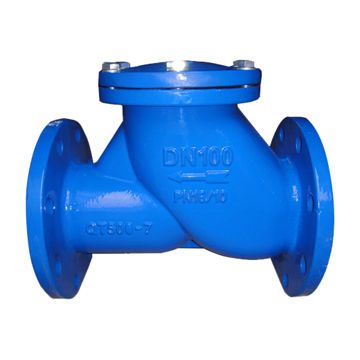 low price flow control check valve for underground water