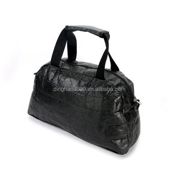 25748b81b87f China Suppliers Custom Tyvek Travel Bag