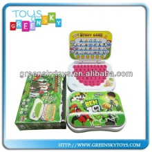 Kids educational toy plastic mini laptop computers
