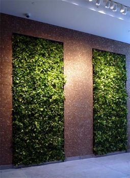 Artificial Plant Vertical Garden Wall Panels Indoor