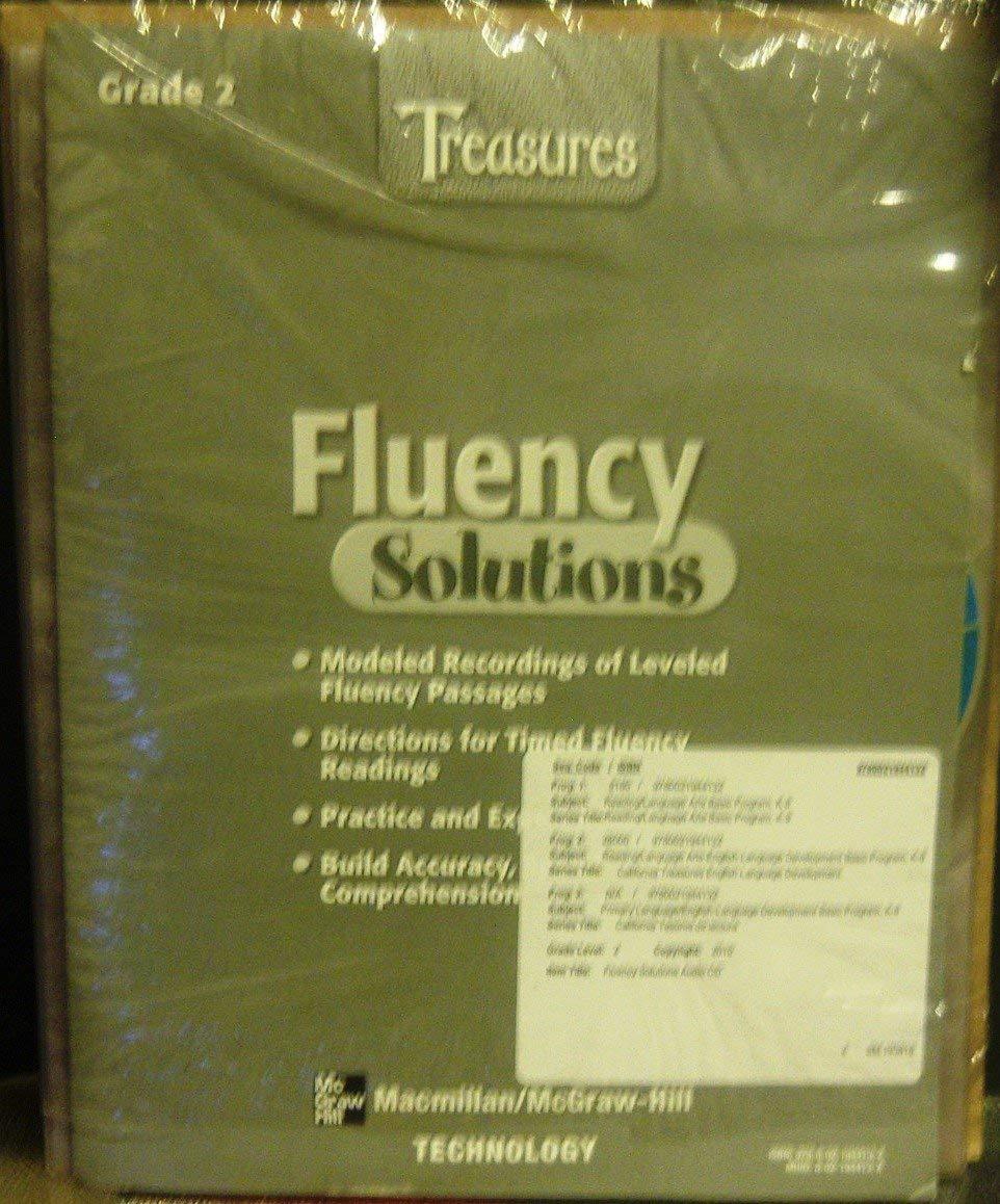 Buy Macmillan McGraw Hill Treasures, Grade 1 Fluency