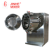 Tumbler Vee type 3d drum double cone conical container laboratory pharmaceutical blender